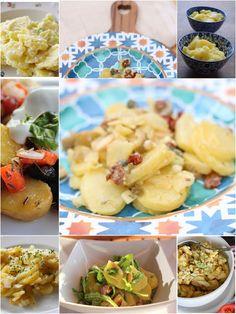 7 Rezepte für traumhaft leckere Kartoffelsalate, zum Grillen, fürs Barbecue, als Beilage oder einfach nur so