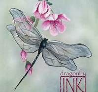 tattoos dragon flies