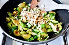 Brussels Sprouts on Pinterest | Sprouts, Roasted Brussels Sprouts and ...