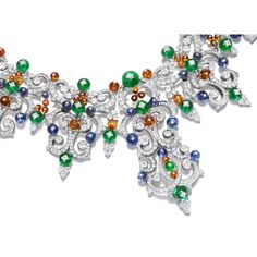 The Mediterranean Sea Inspires Giampiero Bodino's High Jewelry ❤ liked on Polyvore featuring home, home decor, jewelry storage, sea home decor, fleur de lis home decor, jewel box, inspirational home decor and jewellery box