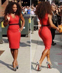 JK Rowlings attacks man who said Serena Williams wins cos she's built like a man!