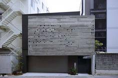 混構造の家 スキップフロア×都市型住宅 アーキッシュギャラリー