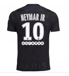 Billiga Fotbollströjor PSG Neymar Jr 10 Tredjeställ 17-18