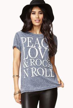 Peace, Love, & Rock n Roll