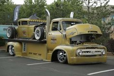 Cruise to the Pines is not your average truck show. The location and the level of custom trucks it draws sets it apart from other shows. Rat Rod Trucks, Rat Rods, Rat Rod Pickup, Gmc Trucks, Lifted Trucks, Cool Trucks, Pickup Trucks, Cool Cars, Truck Drivers