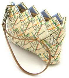 NYC Maps - Purse