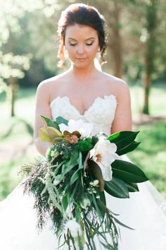 Sophisticated Florals by Stephanie | Bustld | Vetted Wedding Vendors Picked For You | #bustld #wedding #weddingplanning #weddingflorist #ncweddingflorist #winstomsalemflorist #bride #bridebouquet #bouquet #greenerybouquet #magnolia #southernwedding Vintage Wedding Theme, Chic Wedding, Rustic Wedding, Dream Wedding, Wedding Dreams, Garden Wedding, Plan Your Wedding, Wedding Planning, Martha Stewart Weddings