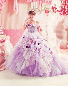 #Shinoda_Mariko - Love Marry wedding dress collection -#AKB48