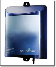 Del Clear Ozonator for Above Ground Pools  Reduce chemical consumption.