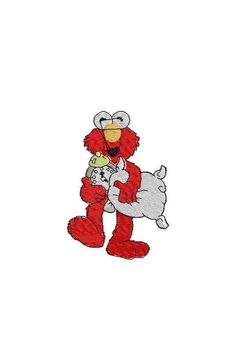 Hey, I found this really awesome Etsy listing at https://www.etsy.com/listing/236624444/elmo-embroidery-design