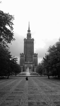 Culture and Science Palace, Warsaw, Poland