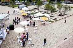 Zollhallen Plaza by Ramboll Studio Dreiseitl « Landscape Architecture Works   Landezine