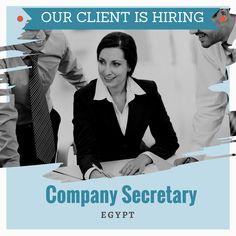 #Company #Secretary #jobsearch #jobseeker #jobinterview #career #jobhunt #Monday #jobopening #Hiring