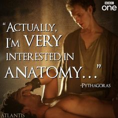 BBC Atlantis (BBCAtlantis) on Twitter ... Yes, well, if it's Jason's anatomy we're talking about...then yeah, me too...VERY interested.