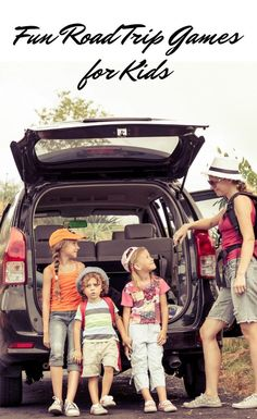 Fun Road Trip Games for Kids #McDonaldsQuality #IC #AD | Momma Lew