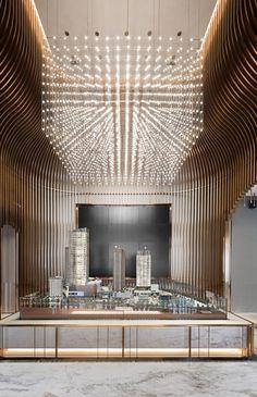 Best Place to find hotel lobby design Modern Office Design, Office Interior Design, Luxury Interior Design, Modern House Design, Interior Design Inspiration, Interior Architecture, Design Ideas, Design Trends, Design Design