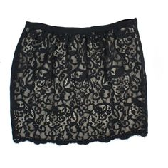"New ANN TAYLOR LOFT Black Lace Straight Skirt NWOT. This new Black lace skirt from Ann Taylor Loft features a side zipper closure and is fully lined in a nude colored lining. Made of a cotton blend. Measures: waist: 31"", Hips: 42"", Total Length: 18"" LOFT Skirts"