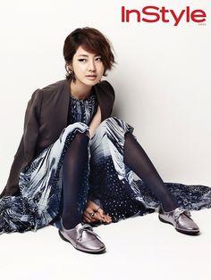 #Lee Yo Won #InStyle #Korea 09/2011