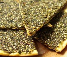 Recette des galettes libanaises (Manaich ou manou'ché)