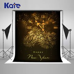 Fireworks Background New year Theme Photography by katehome2014