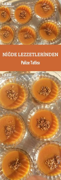 Palize Dessert of Niğde Flavors - Dinner Recipe Cookie Desserts, No Bake Desserts, Dessert Recipes, Chocolate Peanut Butter, Chocolate Desserts, Ketogenic Desserts, Good Food, Yummy Food, Breakfast Items