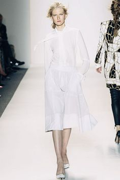 {fashion inspiration | runway : rachel zoe spring/summer 2014, new york} by {this is glamorous}, via Flickr