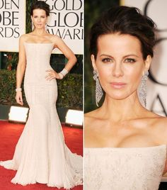 2012 Golden Globe Kate Beckinsale