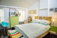 Jenna & Jeremy's Handmade Row House — House Tour | Apartment Therapy