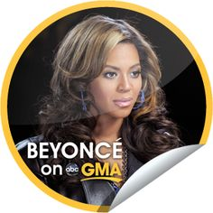 Beyonce on GMA on December 2! Sticker | GetGlue