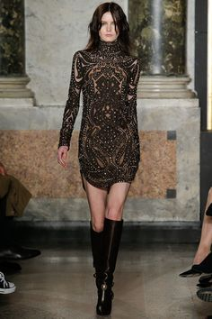 Emilio Pucci | Fall 2014 Ready-to-Wear Collection | Style.com [Photo: Monica Feudi / Feudiguaineri.com]