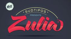 Font of the day: Zulia Pro | Typography | Creative Bloq