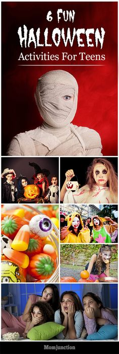 12 halloween games and activities for teens and tweens - Halloween Party Songs For Teenagers