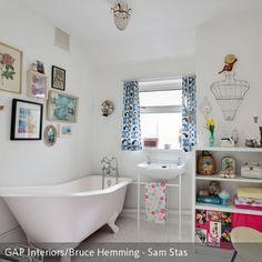 Badezimmer – praktische Wohntipps | Freistehende badewanne ...