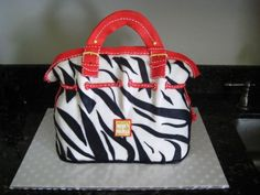 Dooney And Bourke Cake  on Cake Central