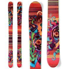 Nordica La Niña Skis - Women's 2013