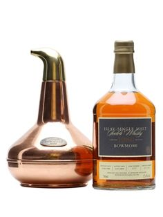 Bowmore 1980 + Copper Pot Still