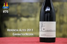 This outstanding 2011 offers loads of kirsch, raspberry, licorice, garrigue and chalky minerality. Medium to full-bodied and dense, it is best consumed over the next 2-3 years. A killer value, it is a custom cuvee made for Eric Solomon by proprietor Nuria Altes.   91 Points Wine Advocate.    http://www.marketviewliquor.com/product/herencia-altes-garnatxa-negra-wine-750ml.html