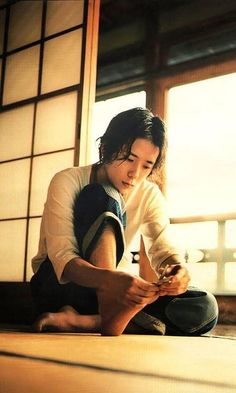 Kazunari Ninomiya......how is it possible that he is sexy even when clipping his toenails <3