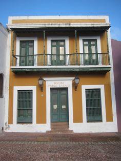 San Juan, PR. Museo Pablo Casals