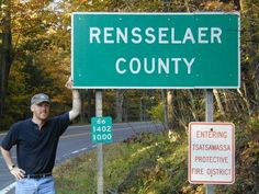 Cities in Rensselaer County NY | Rensselaer County - The Upstate N.Y. Roads Site