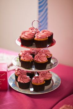 Breakthrough Breast Cancer TLC campaign and get involved in the Great Pink Bake Off!