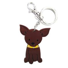 Love Your Breed Acrylic Keychain Chihuahua ** Be sure to check out this awesome product. This Amazon pins is an affiliate link to Amazon.