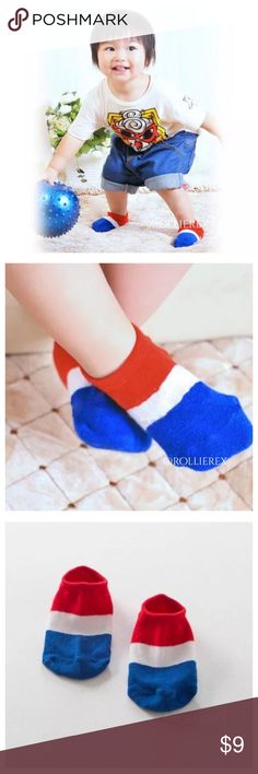 Netherlands 🇳🇱 Socks 🇳🇱 Material: Cotton 🇳🇱 For 0-12 months 🇳🇱      Length              Width               S             10-14cm              7-9c  ❌ No Trades Accessories Socks & Tights