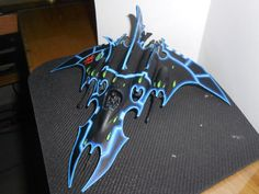 Dark Eldar Razorwing Jetfighter - MiniWarGaming