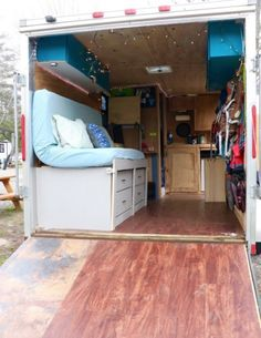 72 best cargo trailer conversion images camper trailers campers rh pinterest com