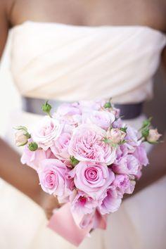 Soft pinks by Isari flower studio