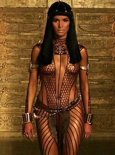 Patricia Velasquez as Anck-Su-Namun in The Mummy