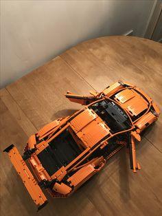 Lego Porsche 911 GT3 RS 42056