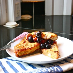 Olive Oil French Toast