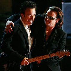 Bono - Bruce Springsteen